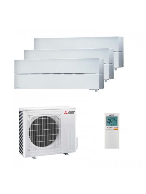 Multi Split Mitsubishi Electric MSZ-LN18VGW + MSZ-LN25VGW + MSZ-LN35VGW + MXZ-3F68VF