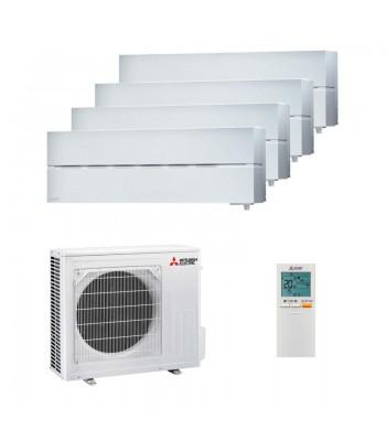 Multi Split Air Conditioner Mitsubishi Electric 4 x MSZ-LN18VGW + MXZ-4F72VF
