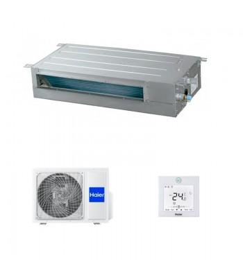 Aire Acondicionado por Conductos Haier AD50S2SS1FA + 1U50S2SM1FA