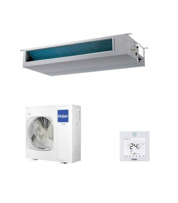 Ducted Air Conditioners Haier AD105S2SM3FA + 1U105S2SS1FA