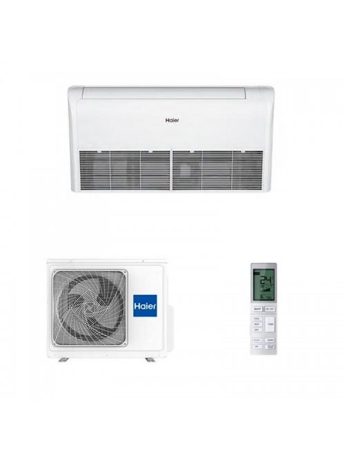 Boden-Dach Klimaanlage Haier AC35S2SG1FA + 1U35S2SM1FA