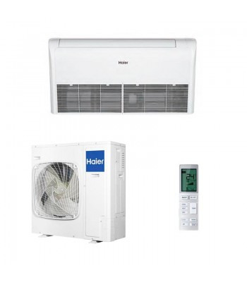 Haier Floor Standing / Under Ceiling Air Conditioner Three-phase AC140S2SK1FA + 1U140S2SP1FB