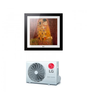 Aire Acondicionado Split de Pared LG ARTCOOL GALLERY A12FT.NSF + A12FT.UL2