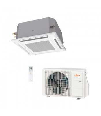 Climatiseur Cassette Fujitsu Inverter AUXG14KVLA + AOYG14KATA