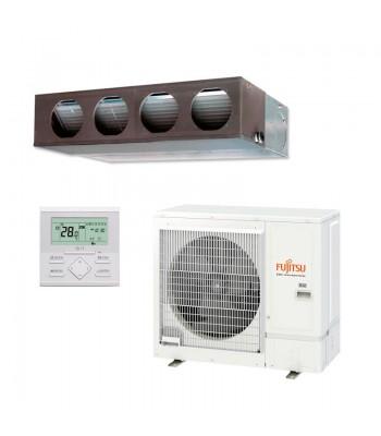 Aire Acondicionado Conductos Fujitsu Split Inverter ARXG30KMLA + AOYG30KBTB