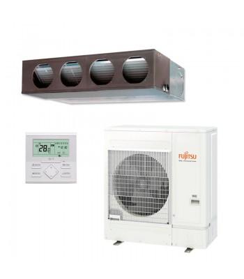 Ducted Air Conditioner Fujitsu Split Inverter ARXG45KMLA + AOYG45KBTB
