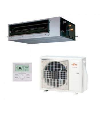 Aire Acondicionado por Conductos Fujitsu ARXG18KHTAP + AOYG18KBTB