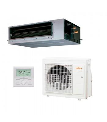 Ducted Air Conditioner Fujitsu Split Inverter ARXG24KHTAP + AOYG24KBTB