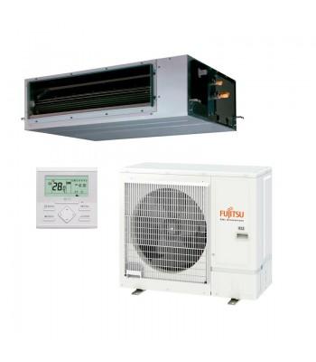 Ducted Air Conditioner Fujitsu Split Inverter ARXG30KHTAP + AOYG30KBTB