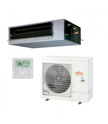 Ducted Air Conditioner Fujitsu Split Inverter ARXG36KHTAP + AOYG36KBTB