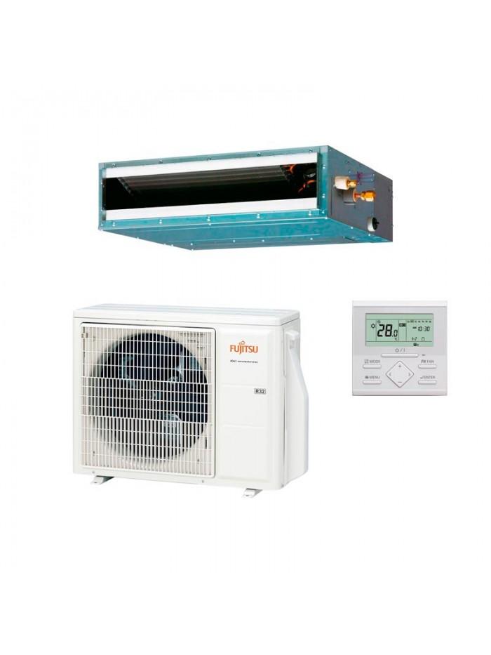 Ducted Air Conditioners Fujitsu ARXG18KLLAP + AOYG18KATA