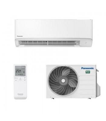 Climatiseur Mural Panasonic CS-TZ25WKEW + CU-TZ25WKE