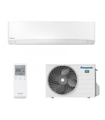 Wall Split Air Conditioner Panasonic CS-TZ60WKEW + CU-TZ60WKE
