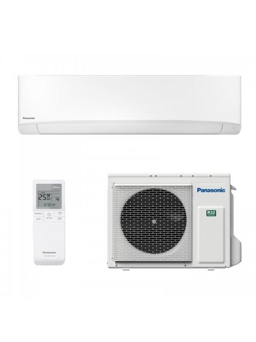 Wall Split Air Conditioner Panasonic CS-TZ71WKEW + CU-TZ71WKE