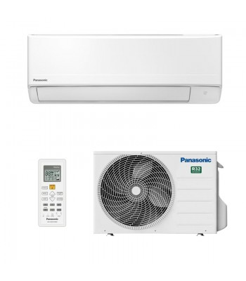 Wall Split AC Air Conditioner Panasonic CS-FZ25WKE + CU-FZ25WKE
