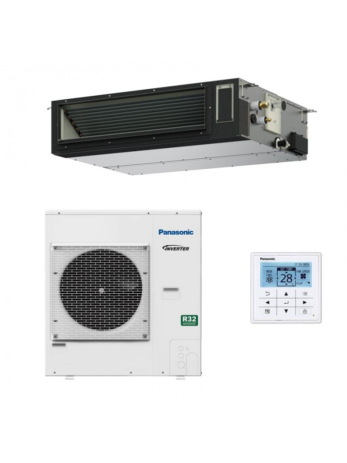 Ducted Air Conditioner Panasonic S-1014PF3E + U-100PZ2E5