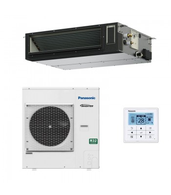 Ducted Air Conditioner Panasonic S-1014PF3E + U-125PZ2E5
