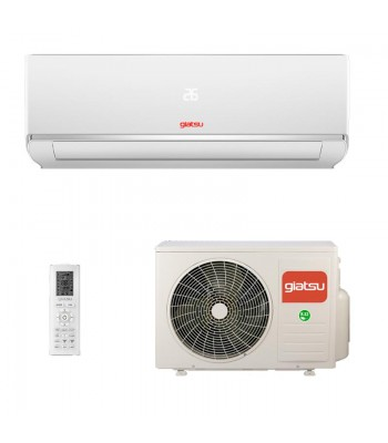 Wall Split AC Air Conditioner Giatsu GIA-S12MAMB-I + GIA-S12MAMB-O