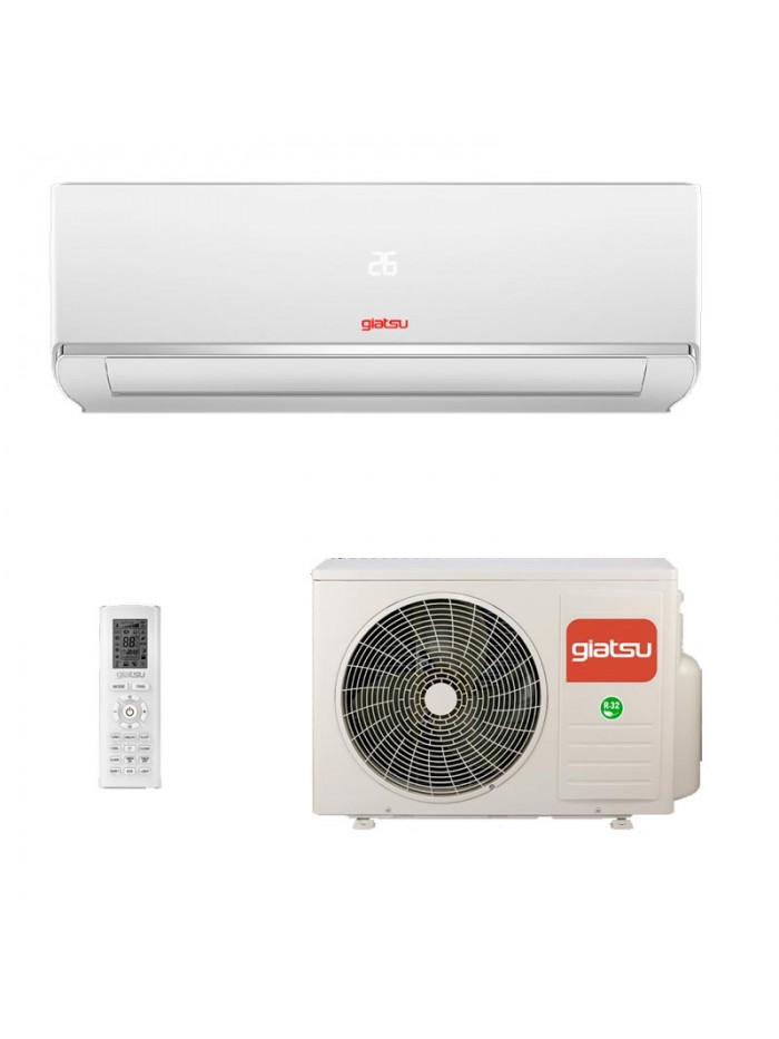 Wall Split Air Conditioner Giatsu Mamba GIA-S18MAMB-I + GIA-S18MAMB-O