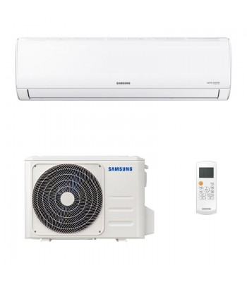 Aire Acondicionado Split de Pared Samsung AR12TXHQASINEU + AR12TXHQASIXEU