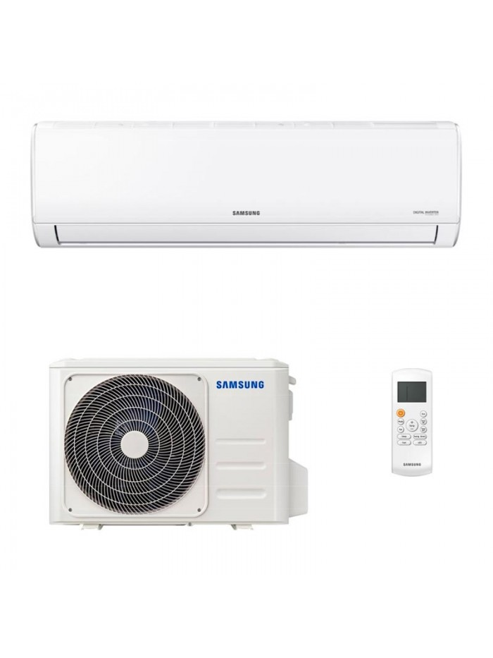 Wall Split Air Conditioner Samsung AR12TXHQASINEU + AR12TXHQASIXEU