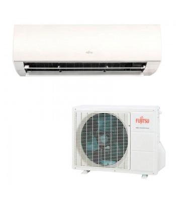Nordic Split Klimaanlage  Fujitsu ASYG09LMCB + AOYG09LMCBN