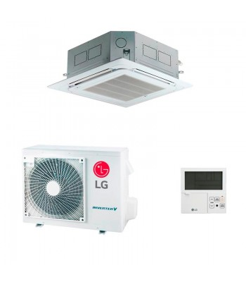 Cassette Air Conditioner LG Confort CT18F.NQ0 + UUA1.UL0
