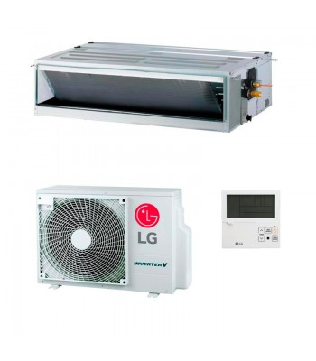 Aire Acondicionado Conductos LG Confort CM24F.N10 + UUB1.U20