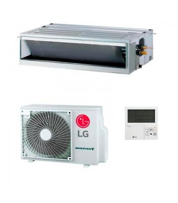 Ducted Air Conditioners LG CM24F.N10 + UUB1.U20