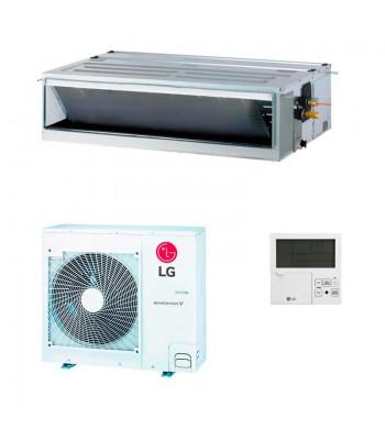 Ducted Air Conditioners LG UM36F.N20 + UUC1.U40