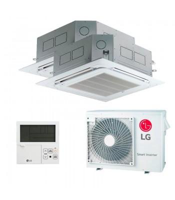 Air Conditioning Multi Split LG CT09F.NR0 + CT12F.NR0 + MU3R19