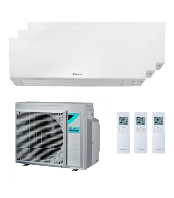 Multi Split Air Conditioner Daikin 2 x FTXM20R + FTXM35R + 3MXM68N9