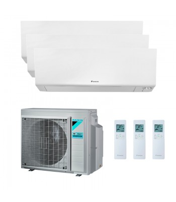 Multi Split Air Conditioner Daikin 3 x FTXM20R + 3MXM52N9