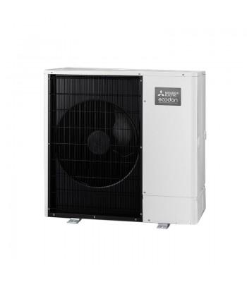 Heat Only Bibloc Mitsubishi Electric Ecodan Zubadan PUD-SHWM80YAA
