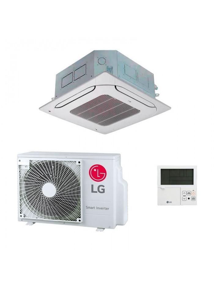 Cassette Air Conditioners Air Conditioner LG UT30F.NA0 + UUB1.U20