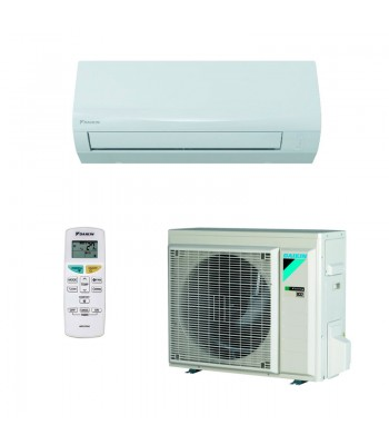 Wall Split AC Air Conditioner Daikin FTXF25C + RXF25C