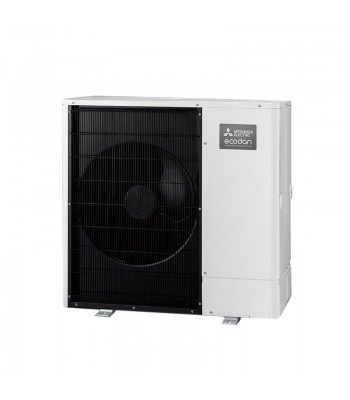 Heat Only Bibloc Mitsubishi Electric Ecodan Zubadan PUD-SHWM80VAA