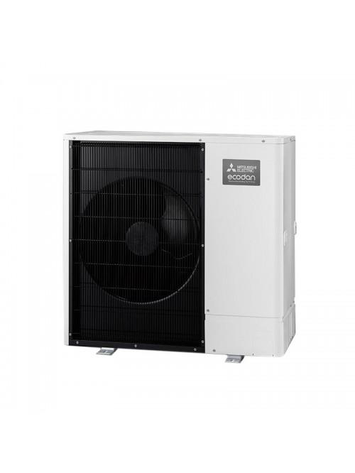 Air-to-Water Heat Pump Systems Heat Only Bibloc Mitsubishi Electric Ecodan Zubadan PUD-SHWM120VAA