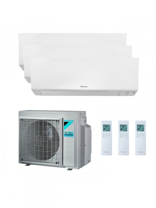Multi Split Air Conditioner Daikin 3 x FTXM20R + 3MXM52N8