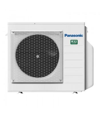 Multi Split Air Conditioner Panasonic 2 x CS-TZ35WKEW + CU-3TZ52TBE