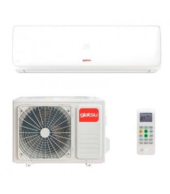 Wall Split AC Air Conditioner Giatsu GIA-S09VIOUV-I + GIA-S09VIOUV-O
