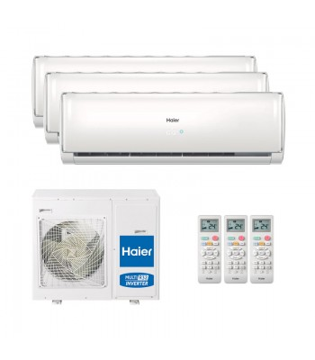 Multi Split Air Conditioner Haier 2 x AS25TADHRA-THC + AS50TDDHRA-THC + 4U85S2SR3FA