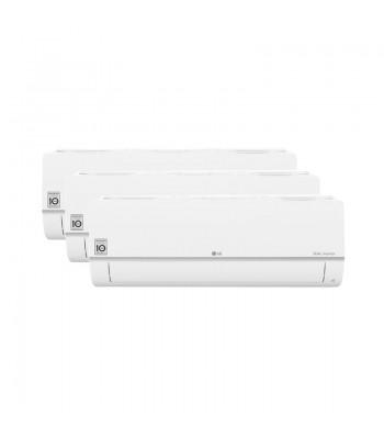 Multi Split LG PC09SQ.NSJ + 2 x PC12SQ.NSJ + MU4R25.U21