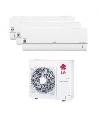 Multi Split LG PC09SQ.NSJ + PC12SQ.NSJ + PC18SQ.NSK + MU5R30.U40