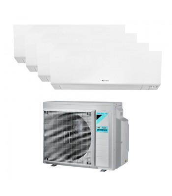 Multi Split Air Conditioner Daikin 4 x FTXM25R + 4MXM80N9