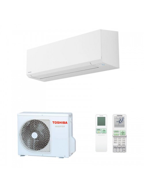 Wall Split AC Air Conditioner Toshiba RAS-B24J2KVSG-E + RAS-24J2AVSG-E