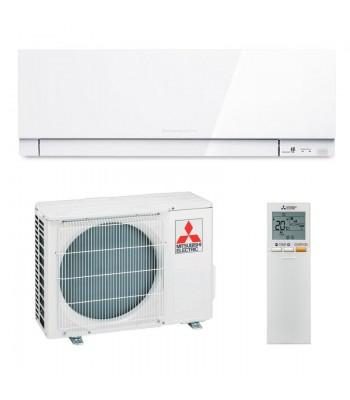 Wall Split AC Air Conditioner Mitsubishi Electric MSZ-EF25VGK-W + MUZ-EF25VG