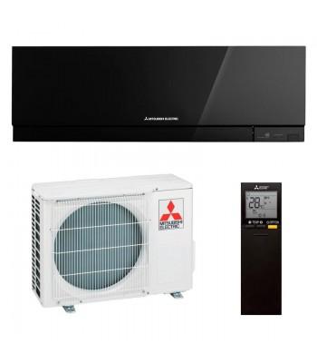 Wall Split AC Air Conditioner Mitsubishi Electric MSZ-EF25VGK-B + MUZ-EF25VG