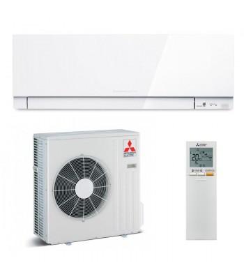Wall Split AC Air Conditioner Mitsubishi Electric MSZ-EF50VGK-W + MUZ-EF50VG