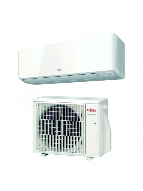 Wall Split AC Air Conditioner Fujitsu ASY25-KMCC